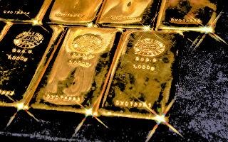 華泰證券首席經濟學家陸挺認為,短期內金價將震盪走高,但上行空間有限。(YOSHIKAZU TSUNO/Getty Images)