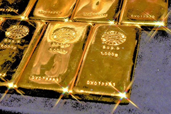 华泰证券首席经济学家陆挺认为,短期内金价将震荡走高,但上行空间有限。(YOSHIKAZU TSUNO/Getty Images)