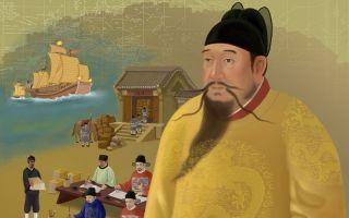 明成祖朱棣(羊妹/大紀元製圖)