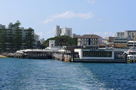 外国购房者最喜欢的悉尼沿海地方包括Mosman,Manly和邦岱海滩(Bondi Beach)等。(图为Manly)(简玬/大纪元)