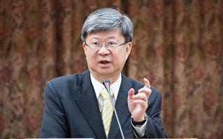 對於課綱微調爭議,教育部長吳思華5日表示,會尊重立法院決議,將相關意見轉給課審會,再作進一步處理。(陳柏州/大紀元)