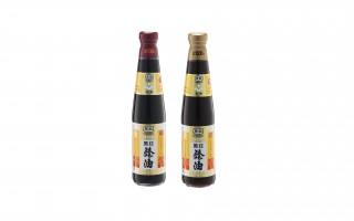 春兰级 ( 膏 )400ml、春兰级 (清)400ml。(三鹰食品提供)