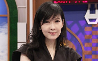 香港歌手、演員周慧敏。(中天提供)