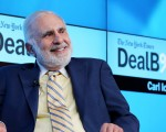 美國著名投資者伊坎。(Getty Images)