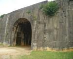 安南胡季犛主导修建的西都城北门。(公有领域)