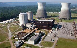 聯邦能源部門一名前高級華裔經理承認,中共政府花錢向他購買了核技術信息。圖為田納西的一座核電站。(維基百科公有領域)