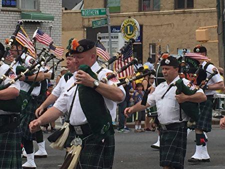 2016年5月30日国殇日游行。