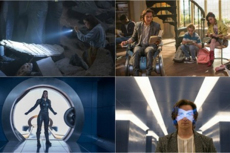 美國漫威新作《X戰警:天啟》劇照。(福斯/大紀元合成)