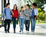 美國大學學費居高不下,高額食宿費用也是導致巨額學生貸款的另一個因素。(fotolia)