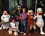 美国迪士尼公司近日誓言要对中国最大的企业集团采取行动,以保护其知识产权。  (Todd Anderson/Disney via Getty Images)