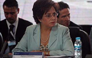 墨西哥 外长 联合国气候变化框架公约(UNFCCC)执行秘书