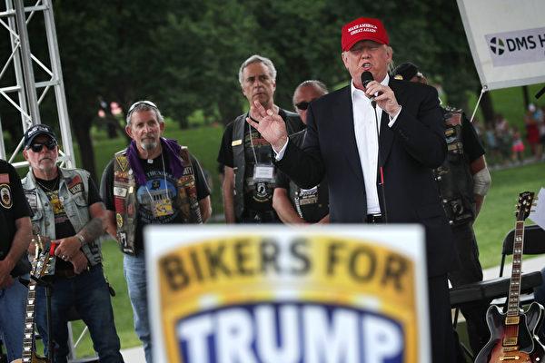 川普国殇日集会发言:美国将赢得很精彩