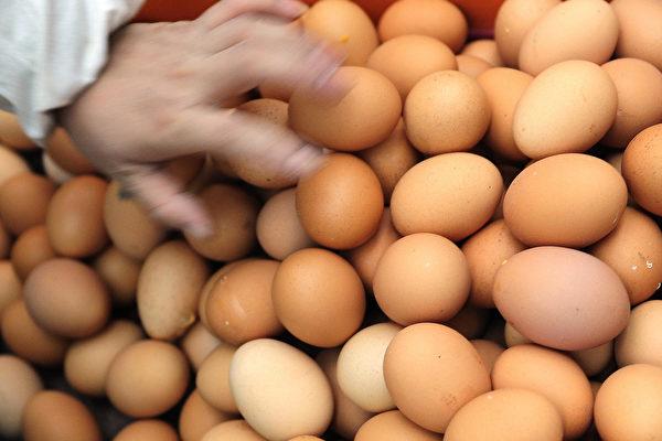 中國現投資泡沫 商品價猛漲 雞蛋期價飆升