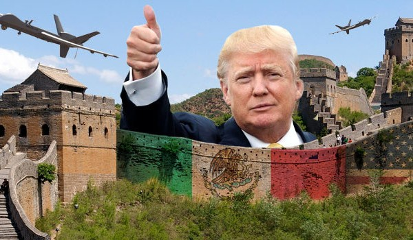 谢田:川普能不能让墨西哥来买单