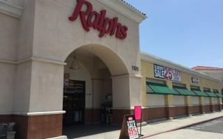 亚裔增多 圣谷美国超市接连倒
