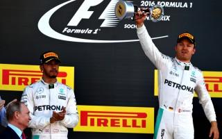 F1俄羅斯站:羅斯伯格完成跨賽季七連勝