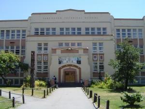 圖:溫哥華學校局暑期班的上課地點之一 Vancouver Technical Secondary。(溫哥華學校局提供)