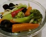 五行养生蔬。(图片/杨美琴提供)
