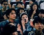 《滾石愛情故事》劇照,圖中為明道與楊謹華。(公視提供)