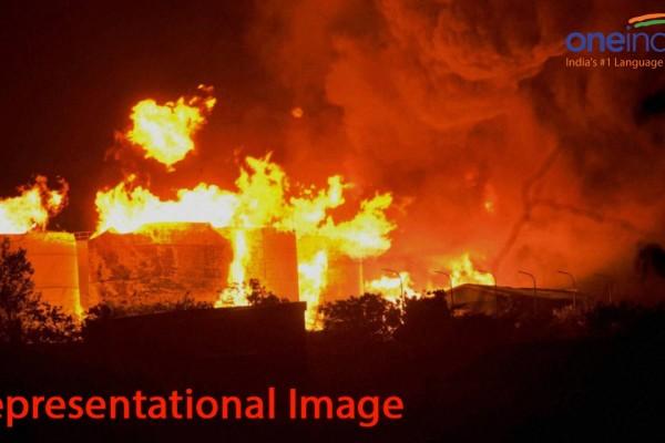 印度陆军最大弹药库爆炸 至少17人死亡