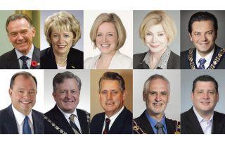 庆祝法轮大法日 加拿大各级政要褒奖祝贺
