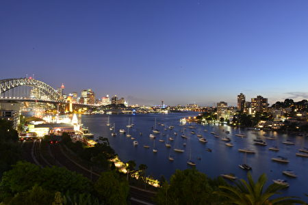 根據一項最新全球房價指數評比,由於澳洲房地產市場降溫,澳洲已從前五名中出局,跌至第六名。(簡沐/大紀元)