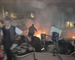 28晚,土耳其伊斯坦布尔国际机场发生爆炸。(网络图片)