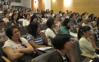 纽约市教育局首次中文家长会 法拉盛登场