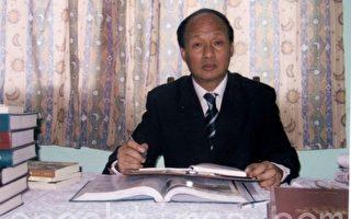 上海著名维权律师郑恩宠。(大纪元资料室)