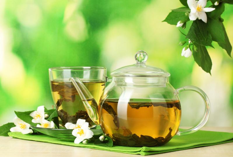 ジャスミン茶(Fotolia)