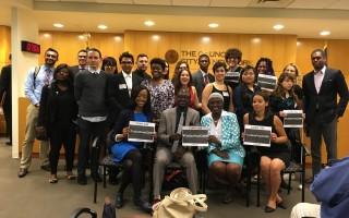 市议员提案纽约城市大免学费 华裔学生支持