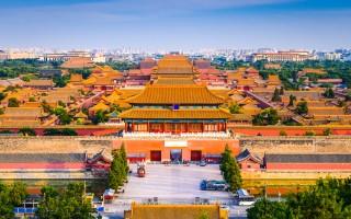 明清故宫北京城。 (Fotolia)