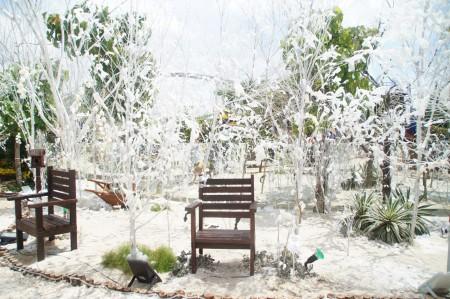 """马来西亚年度花卉盛会""""2016年布城皇家花卉园艺节""""在布城第四区隆重举行。 (杨晓慧/大纪元)"""