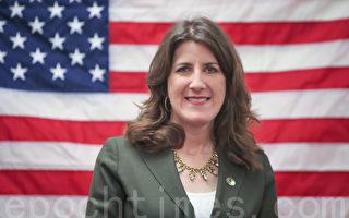 【專訪】舊金山灣區唯一共和黨眾議員凱瑟琳