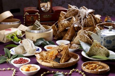 端午節臺灣飄粽香 各式美味粽引思古幽情