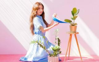 歌手田馥甄時隔兩年多將推出新專輯《日常》。(華研提供/中央社)