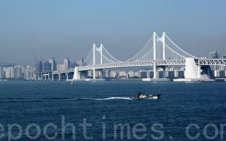 組圖:乘「海浪」遊韓國 用旅行寫生活