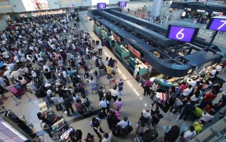 華航新董座:25日午後努力恢復7至9成航班