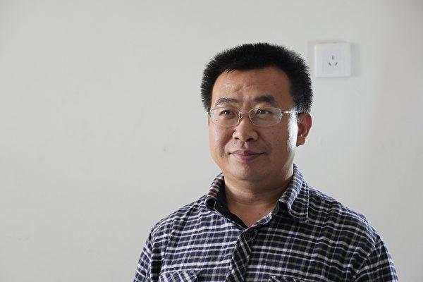 專訪江天勇律師:留下來 因為我想改變它