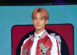 新生代男星吴思贤日前受邀参与MTV《最强音》规划的演唱会演出。(三立电视提供)