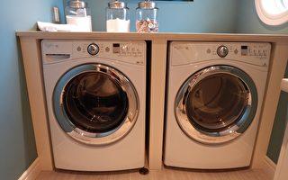 惠而浦滾筒洗衣機。(pixabay)