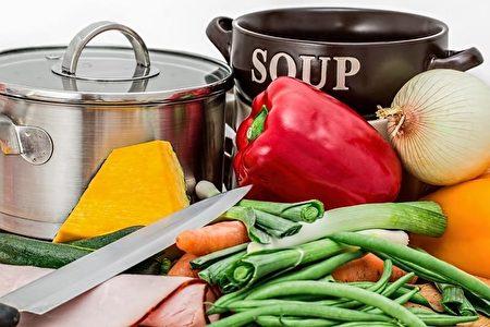 一项研究显示,吃素至少17年,平均寿命可能延长3.6年(取自Pixabay图库)。(中央社)