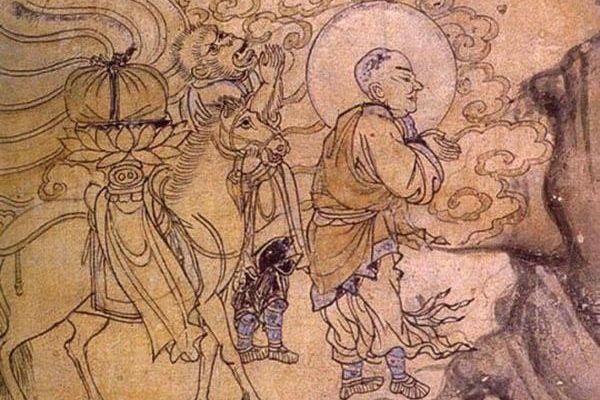 【文史】精通外语的师徒 玄奘和三车和尚