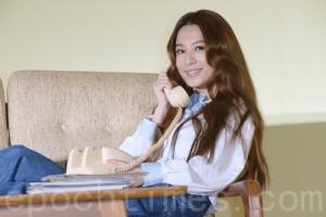 田馥甄于2016年6月30日在台北举行《日常》专辑发片记者会。(黄宗茂/大纪元)