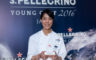 「S.Pellegrino青年廚技2016」比賽的日本賽區的代表選手出爐。27歲的女廚師古屋聖良以「日本的四季」的料理勝出,將代表日本參加於10月13至15日在意大利米蘭舉行的決賽。(遊沛然/大紀元)