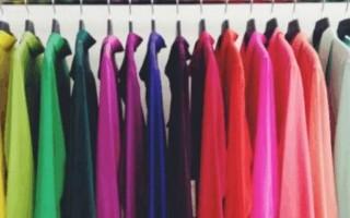 衣服的顏色及圖案也會對身心有影響。(網絡圖片)