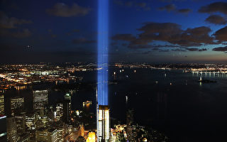 住在八百呎以上,曼哈頓盡收眼底是什麼感覺?只有富豪們知道。 (Spencer Platt/Getty Images)