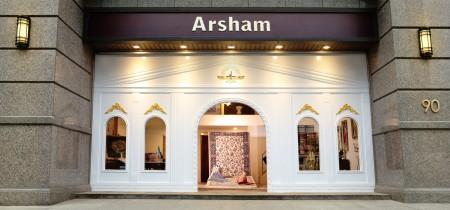 Arsham波斯地毯-內湖旗艦店。(Arsham 提供)