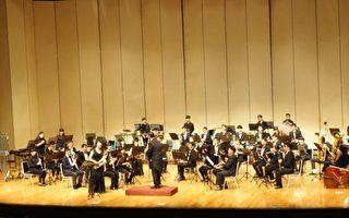 """海洋大学管弦乐社音乐会 观众""""撑伞""""到场欣赏"""