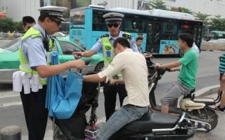 近年来,福建省官方发起的各项交通整治行动持续不断。(网络图片)